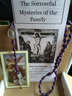 All the Cool Kids are joining the Rosary Club!!