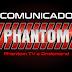 Comunicado Phantom Aos Usuários da Marca Confiram - 05/12/2018