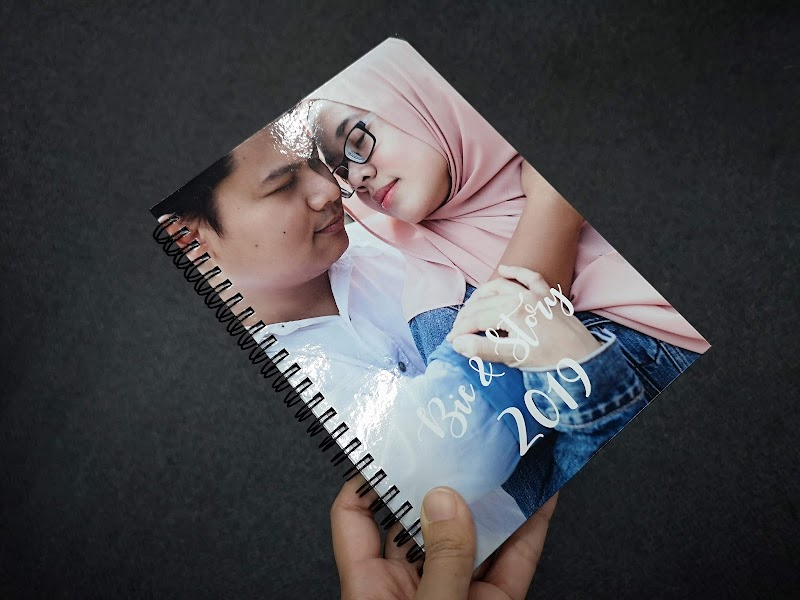 Custom Diary Planner 2019 cuma RM12.90