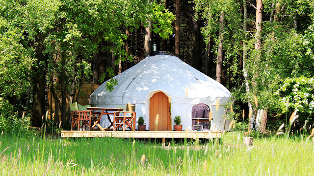 Yurt Accomodation