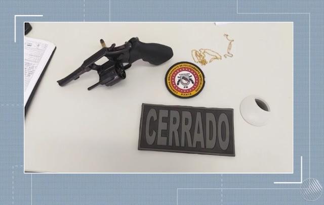Homem é preso suspeito de manter a esposa em cárcere privado no oeste da Bahia