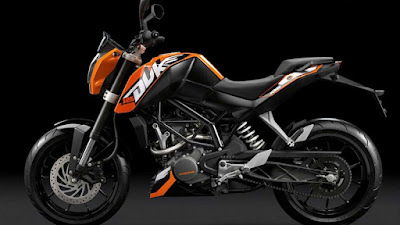 KTM Duke 200 Side Look- A quick review
