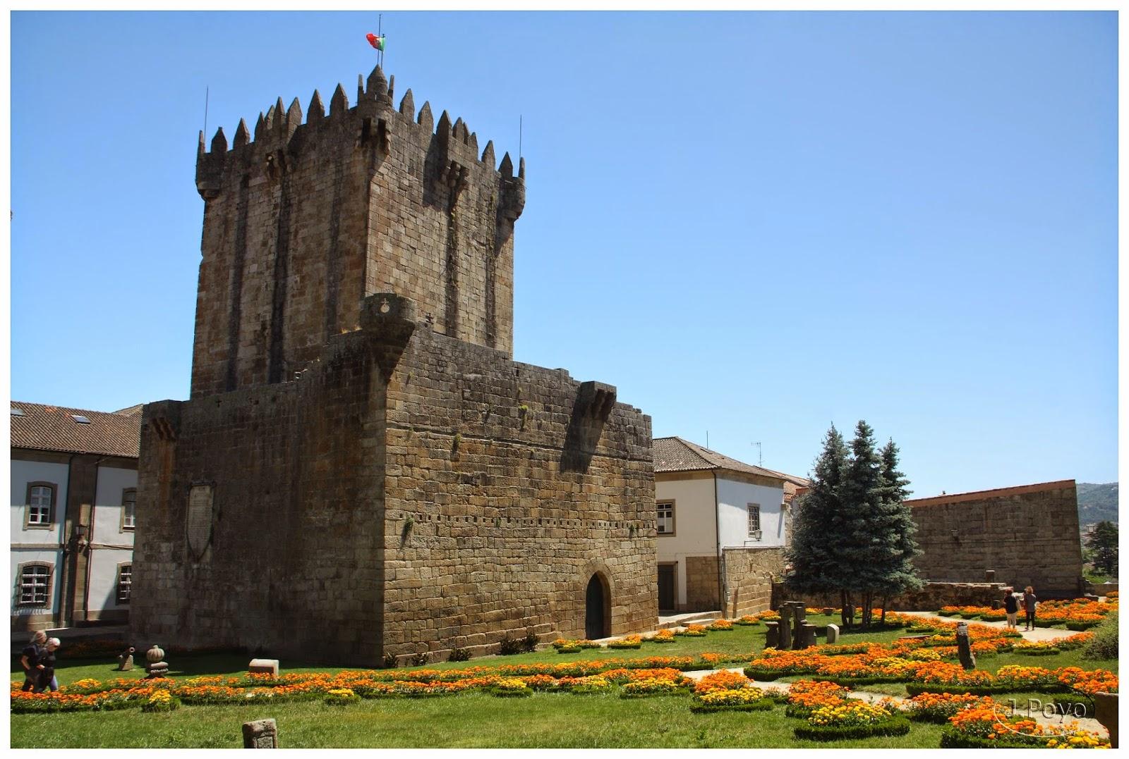 Chaves y Bragança, dos interesantes fortalezas portuguesas