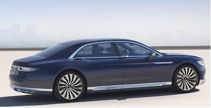 2017 Lincoln Continental Specs Price And Review