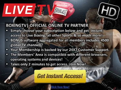 It's easy to Watch Boxing Online