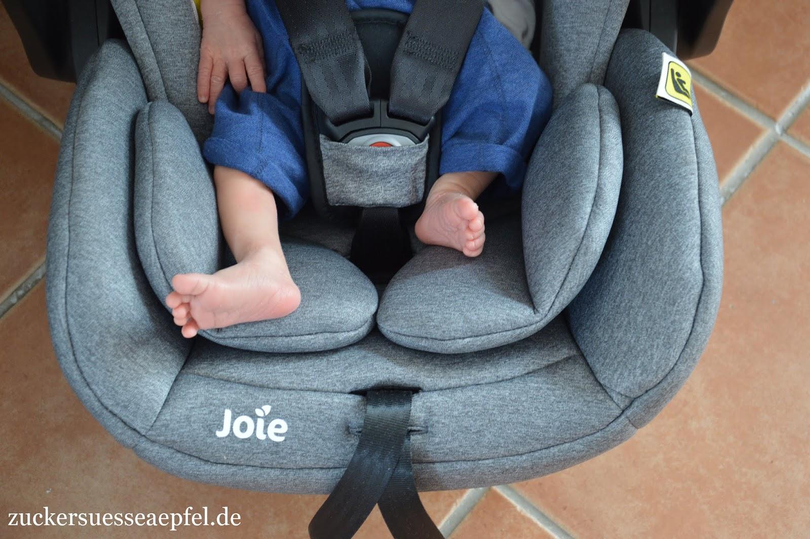 joie babyschale i level