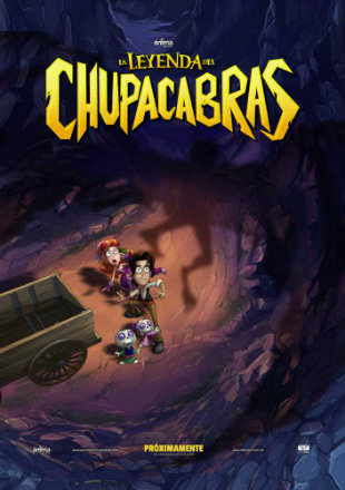 The Legend of Chupacabras 2016 HDRip 250Mb English Movie 480p Watch Online Full Movie Download bolly4u