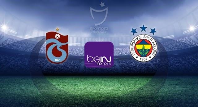 MAÇ SONA ERDİ | Trabzonspor - Fenerbahçe Maçı