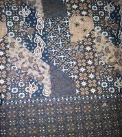 Kain Batik Prima 0053 Coklat