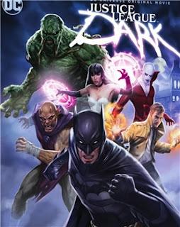 Justice League Dark (2017) Full Movie