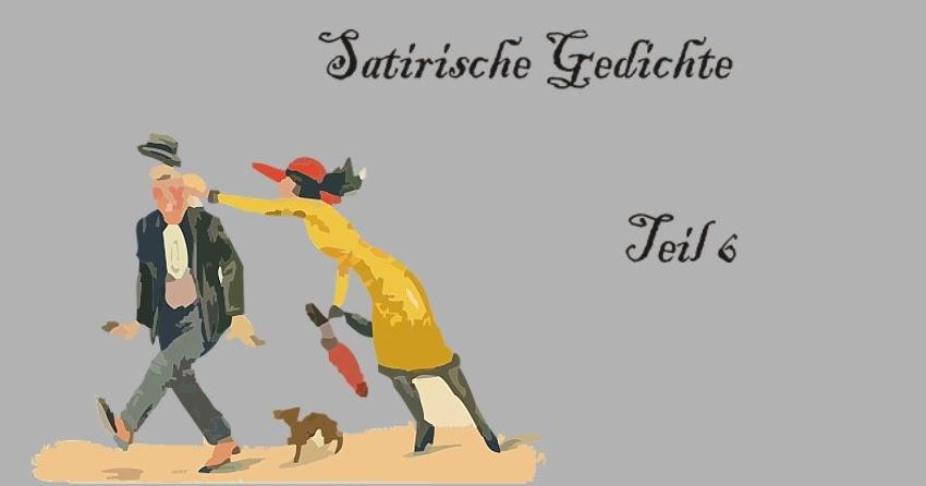 Gedichte Und Zitate Fur Alle Lustige Und Satirische Gedichte Von