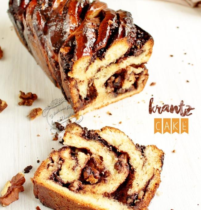 krantz cake recette
