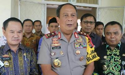 Kapolda Lampung Imbau Masyarakat Way Kanan Untuk Tidak Terprovokasi