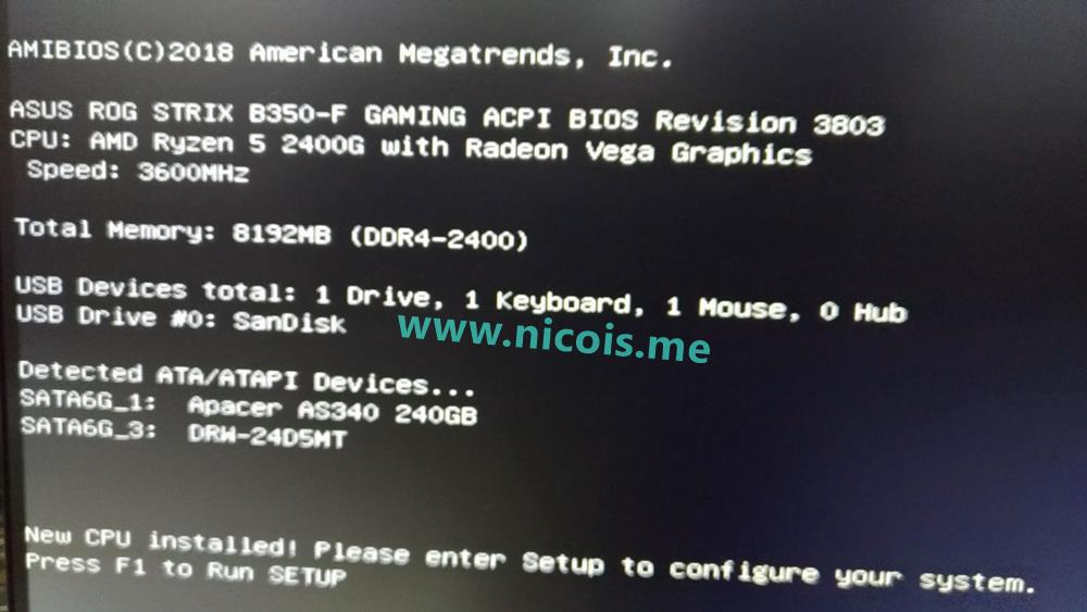 Cara Update Bios Pada Motherboard Socket Am4, Biar Support