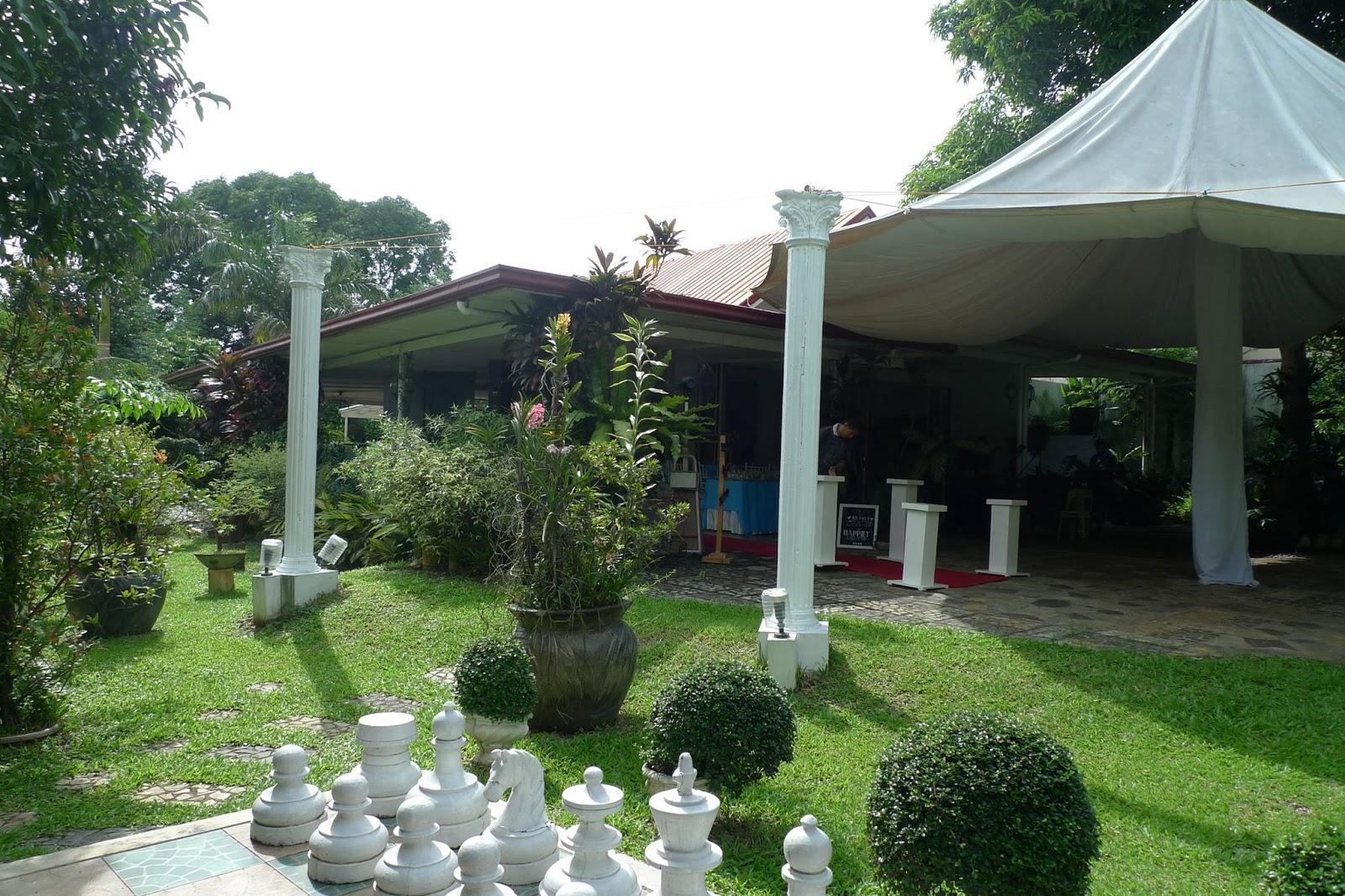 Garden wedding venues in antipolo mommy practicality for Garden wedding venues