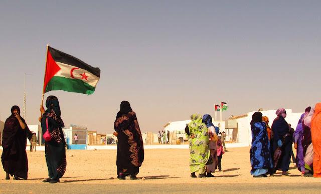 تحذيرات من مخطط مغربي لتجويع الصحراويين وإستغلال العمل الإنساني كسلاح سياسي