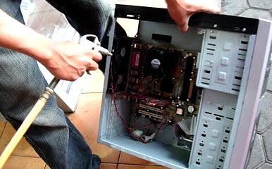 perawatan rutin terhadap komputer sendiri