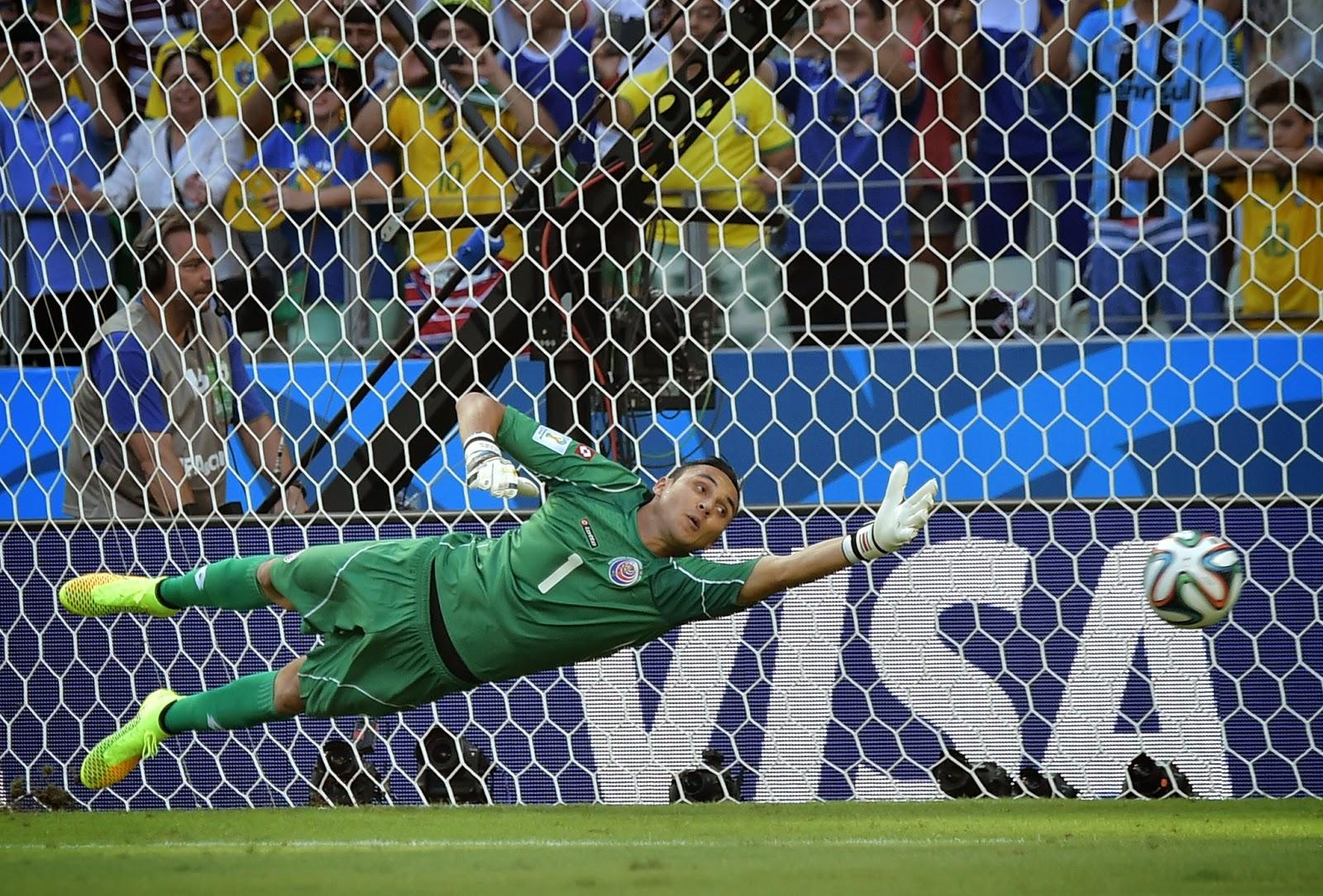 FIFA World Cup 2014 Uruguay vs Costa Rica 7th Match in