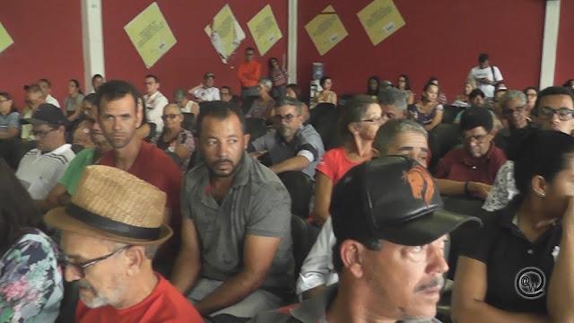 """Palestra sobre """"reforma"""" da Previdência foi realizada em Ipirá"""