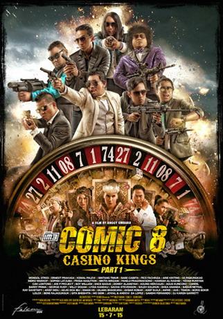 Comic 8 Casino Kings Part 1 (2015)