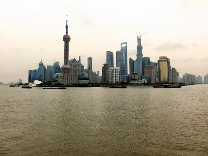 Shanghái (1074): ciudad de China