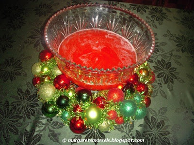 Margaret's Morsels | Kool-Aid Punch