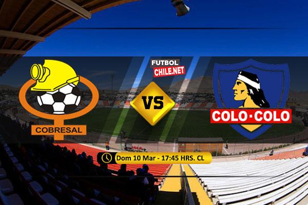 PREVIA: Cobresal vs Colo-Colo