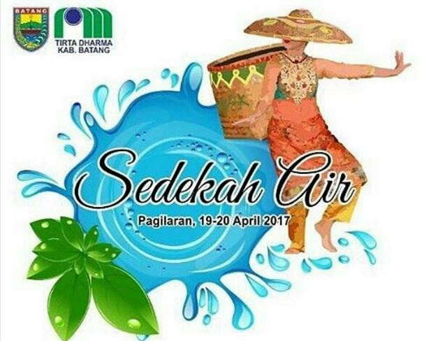 Event Batang | 19-20 April 2017 | Sedekah Air di Pagilaran