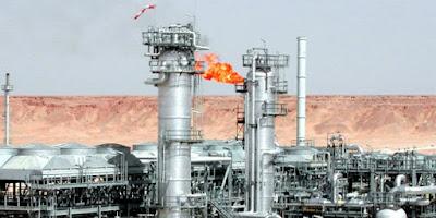 """Le Maroc vient de découvrir une réserve """"Super Géante"""" de gaz naturel."""