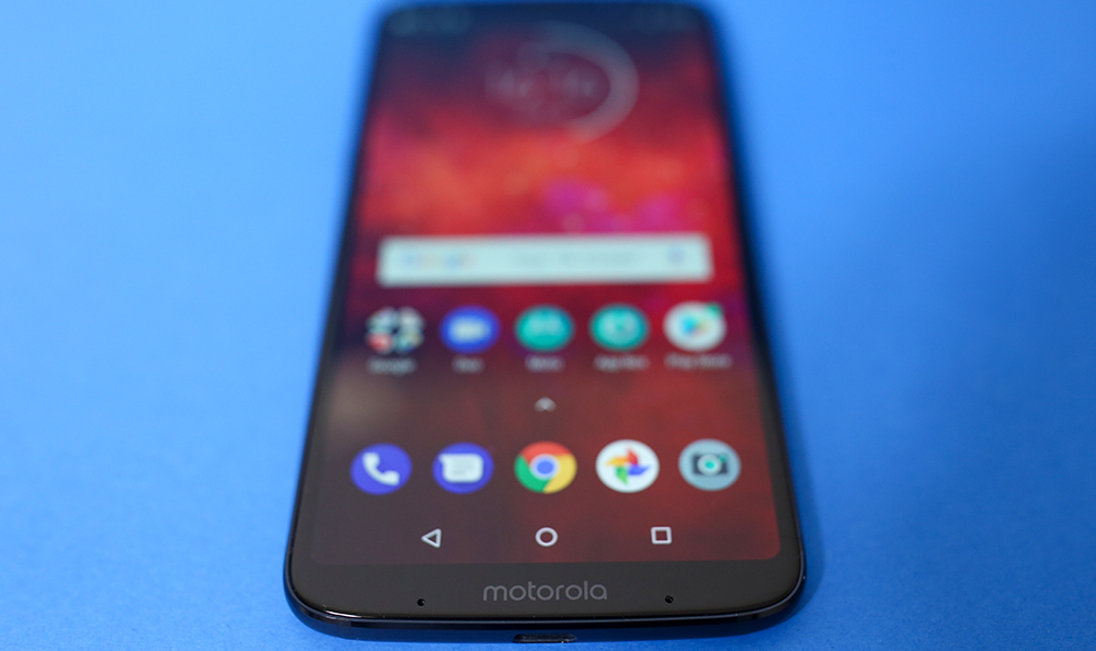 Moto Z3 Play gets Android 9 0 P Closed Beta