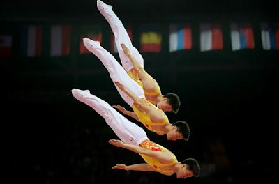 PyeongChang 2018 Olympics Trampoline Gymnastics Schedule