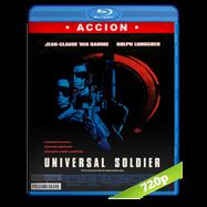 Soldado Universal (1992) BRRip 720p Dual Audio Latino-Ingles