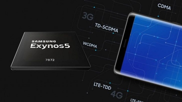مواصفات وميزات معالج سامسونج Exynos 7872