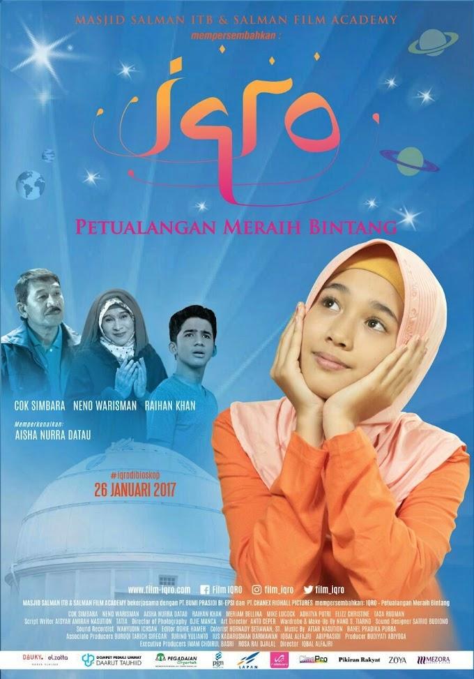Film Iqro Petualangan Meraih Bintang Siap Tayang Mulai 26 Januari 2017