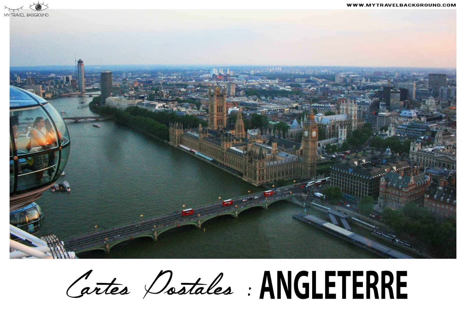 My Travel Background : Cartes Postale Angleterre