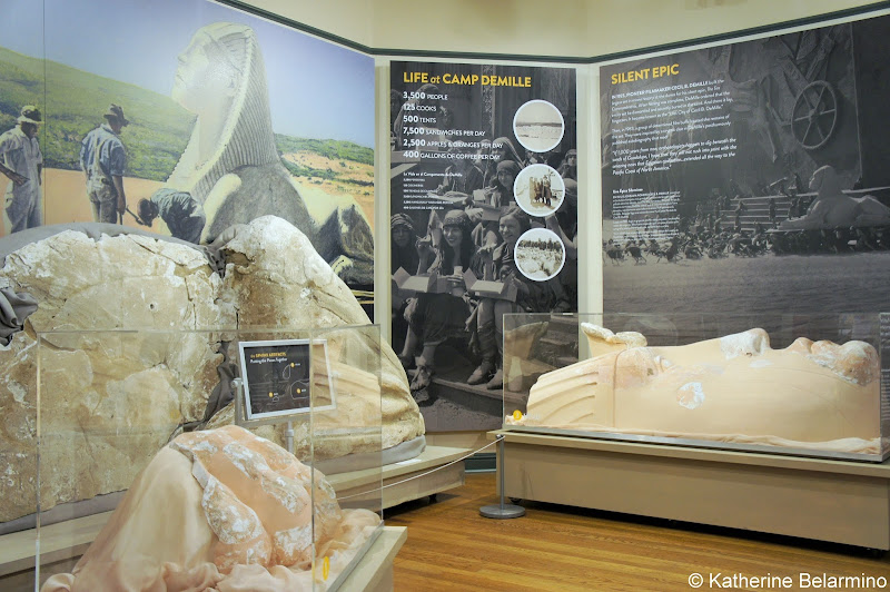 The Ten Commandments Exhibit Dunes Center Central California Weekend Getaway