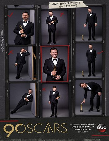 The Oscars (2018) English HDTV 720p