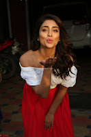 Shriya Saran looks super cute in off shoulder top and Red Skirt ~  Exclusive Celebrities Galleries 024.JPG