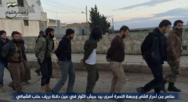 Η Τουρκία πληρώνει τζιχαντιστές και τους δίνει Συριακά διαβατήρια για να πολεμήσουν!