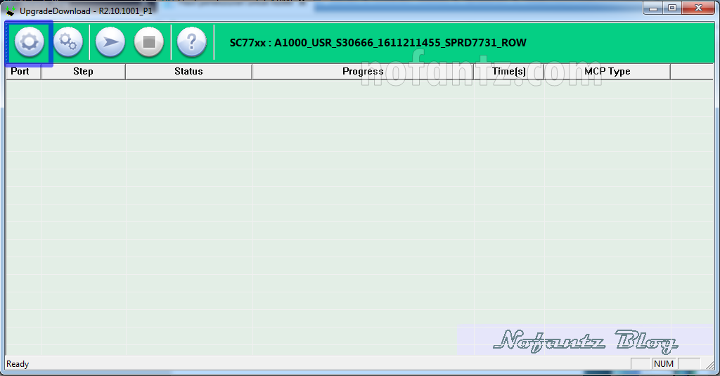 Tutorial Flashing Lenovo A1000 Spreadtrum via PC