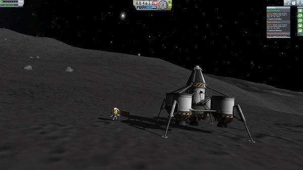 Kerbal Space Program screenshot