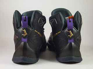 Sepatu Basket Nike LeBron 13 Black Gold Purple, toko sepatu basket ,sepatu basket murah, harga septu basket, basket nike lebron , nike lebron 13