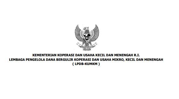 Lowongan Kerja LPDB Kementerian Koperasi dan Kecil dan Menengah Republik Indonesia