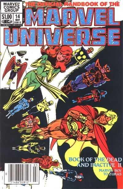 Marvel Dead Heroes