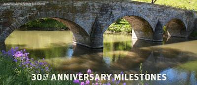 30th Anniversary Milestones: Antietam