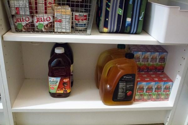 juice storage