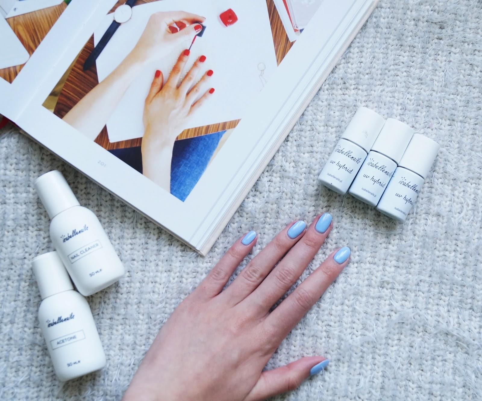 Isabellenails 359. Pastel Royal Blue