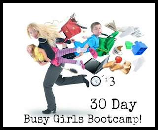 Back to School Bootcamp. 30 Days.