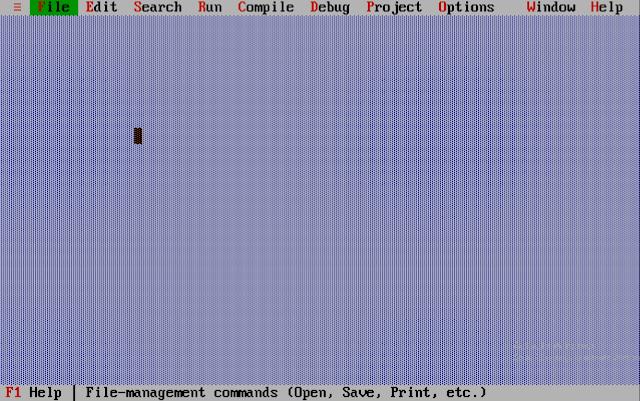 Giao diện Turbo C++ - http://www.tinhoccoban.net/