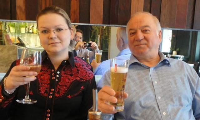 Юлія Скрипаль публічно відмовилася від зустрічі з сестрою